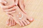 skarpetki na stopy